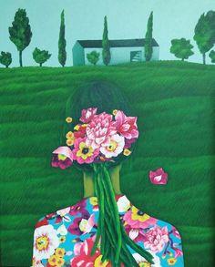 나쁜꽃밭 Bad a Flower Garden