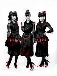 Yui, Suzuka & Moa