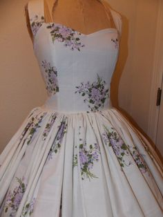 Lavender Bouquets Custom Made to Order Sweet by SweetHeartClothing, $135.00