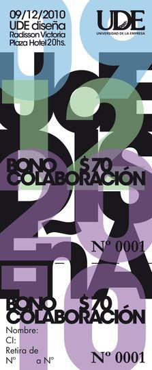 Promoción 2010 UDE Diseña by Federico Eguren