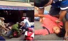 Tạm đình chỉ thượng sĩ công an đánh người bán hàng rong nhập viện - http://www.daikynguyenvn.com/viet-nam/tam-dinh-chi-thuong-si-cong-an-danh-nguoi-ban-hang-rong-nhap-vien.html