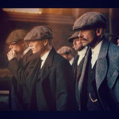 The Shelby Brothers | Peaky Blinders