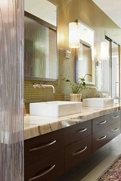 Logan Canyon Project - contemporary - bathroom - Lloyd Architects