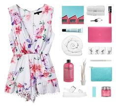"""listening to our favorite song"" by sabulous836 ❤ liked on Polyvore featuring Incase, philosophy, Miss Selfridge, Brinkhaus, NARS Cosmetics, Sara Happ, Casarialto, Christy, Maison Margiela and STELLA McCARTNEY"