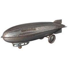Steel Craft Zeppelin Model