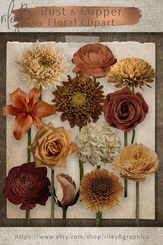 Vintage Bridal Bouquet, Vintage Wedding Flowers, Fall Wedding Bouquets, Bridal Flowers, Burnt Orange Weddings, Emerald Green Weddings, Wedding Colora, Shower Invitations, Wedding Invitations