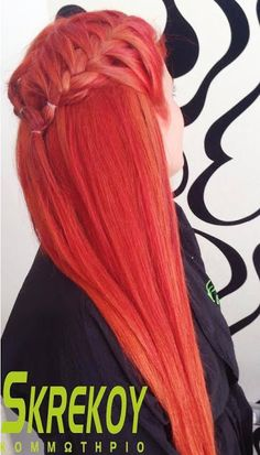 Amazing Hair Colors by Lambros Skrekos, Thessaloniki, Greece! | The HairCut Web!