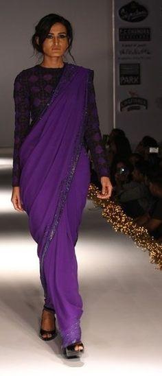 ♥ asian_fashion_style_saree