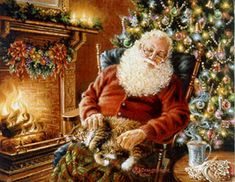 Diy Diamond painting Diamond Embroidery Santa Claus cats Home Decor Diamond Rhinestone Mosaic Cross Stitch Kit Needlework Christmas Scenes, Christmas Cats, Christmas Pictures, Christmas Holidays, Merry Christmas, Christmas Stockings, Christmas Puzzle, Xmas, Christmas Glitter