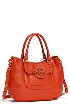 Love this bag!  I feel like you could wear it in Fall, into Spring and potentially Summer :)