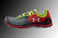 fb065aac2d NEW MENS UNDER ARMOUR CHARGE RC 2 RUNNING SHOES Size 9 5 TRAINING SNEAKERS
