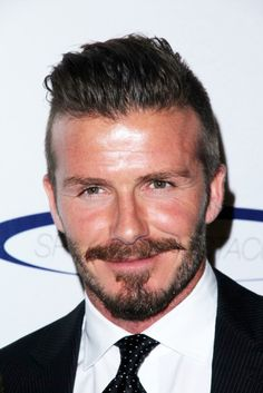 David Beckham's new cool haircut. Who else is in for this trend? Read this »