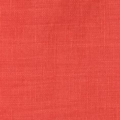 Italy Red 1 - 100% Linen 3.5 Oz (Light/Medium Weight | 56 Inch Wide | Extra Soft) Tangerine Color, Diy Sewing Projects, Linen Fabric, Red Color, Store Online, Italy, Medium, Coral, Orange