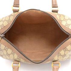 bf2bbab1af4b Boston cloth handbag Gucci Beige in Cloth - 6621056 Gucci Handbags