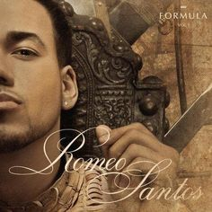 "Romeo Santos ""Formula Vol.1"" Deluxe Edition 5 extra tracks CD & DVD"