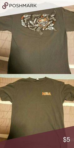 NRA Novelty t-shirt NWT NRA Novelty t-shirt New without tags T-shirt  Shirts Tees - Short Sleeve
