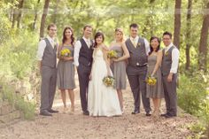 simply bloom photography session at the umlauf (grey and yellow rustic wedding)
