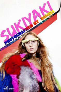 Fashion editorial. Natasha Morgan eyewear. Photographer: ZOMNIA, Model: Spencer @FentonMoon Hair: NM Studio