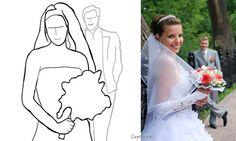 фотосессия для невесты позы: 19 тыс изображений найдено в Яндекс.Картинках