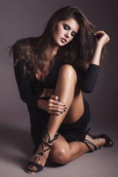 Photography & color grading by Nadja Berberovic-Dizdarevic MUAH & retouch – Lejla Emric Model – Sara Josipovic
