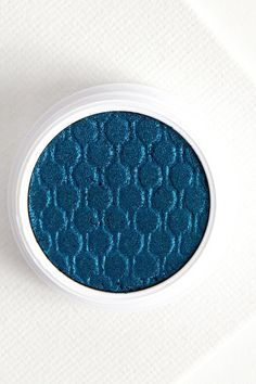 Coconut satin bright teal Super Shock eye Shadow