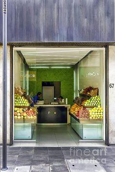 Mexican Fruit Shop