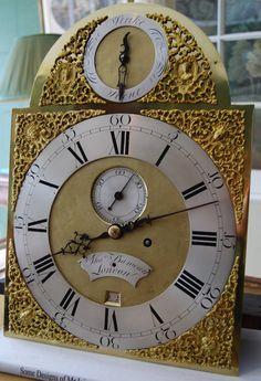 Antiques Atlas - Chippendale Period Mahogany Longcase Clock Grandfather Clock, Get Directions, Aperture, Period, Watches, Antiques, Clocks, London, Design