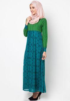 Buy Jameela Muslimah Lace Muslimah Jubah Online  60a9e759c4