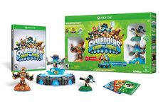 One of the most popular Xbox One Games for Kids Under 10: Skylander Swap Force