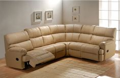 decorate home with Recliner Sofas