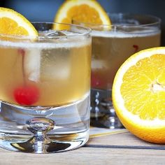 An American Classic: The Whisky Sour