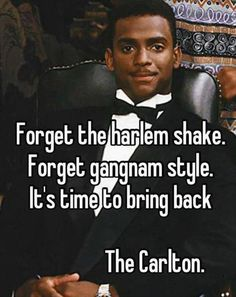 If you remember the 'Carlton Dance'... holla!  hahahhahaha Funny Pictures Of The Day – 93 Pics