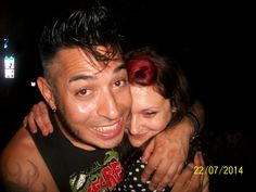 Rene and me, THE BRAINS, Psychobilly