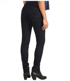 Calvin Klein Jeans - Powerstretch Curvy Skinny Denim in Rinse (Rinse) Women's Jeans