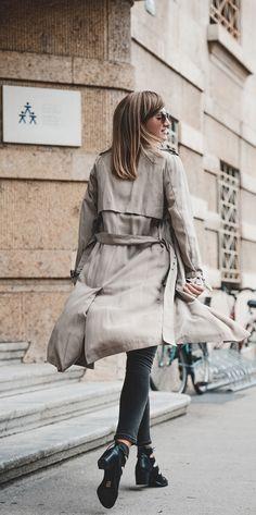 Katarina Vidic Street Style November 2014