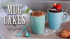 Mug Cakes de Chocolate y Cookies Chips Ahoy · Receta Fácil y Rápida de T...