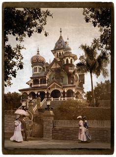 Mystic Manor, Hong Kong Disneyland.