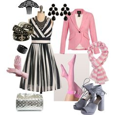 Rochelle Goyle, created by ru-debega on Polyvore