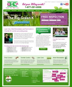 Tear Off Tab Flyer For Lawn Care Or Landscaping Business
