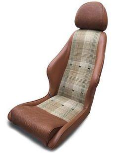 Sport Seats, Car Seats, Burton 2cv, Volkswagen Karmann Ghia, Triumph Spitfire, Mini Stuff, Porsche Boxster, Car Interiors, Bucket Seats
