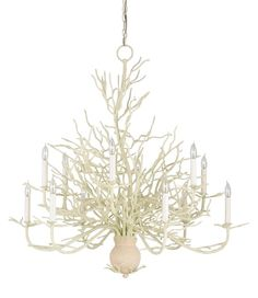Seaward Chandelier available through www.StagingandDesignNetwork.com