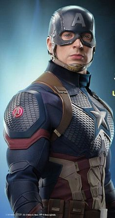 Chris Evans as Captain America in Avengers Endgame. Marvel Dc Comics, Marvel Fanart, Marvel Comic Universe, Marvel Heroes, Captain America Cosplay, Marvel Captain America, Captain America Jacket, Iron Man Avengers, The Avengers