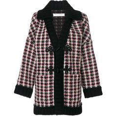 Philosophy Di Lorenzo Serafini Oversized Jacket ($1,099) ❤ liked on Polyvore featuring outerwear, jackets, oversized jacket, multi coloured jacket, philosophy di lorenzo serafini, colorful jackets and multi-color leather jackets