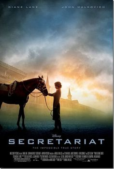 secretariat(2012) Disney films are my favourite type of film so this film is no exception! I loved watching every second of this film! The song 'it's who you are' by AJ Michalka is a joy to listen to, the song features on the films trailer. •7.2/10•