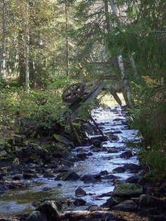 Kurimonkoski, Utajärvi - rautaruukin jäännökset