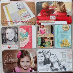 awesome page by niebuhrchicks: Project Life