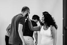 Acting rehersal before shooting. Inea. Visualheads #actors #naturals #direction #visualheads