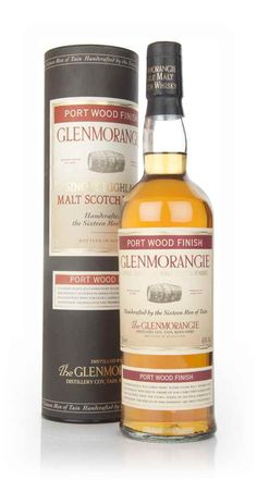 Glenmorangie Port Wood Finish - Master of Malt
