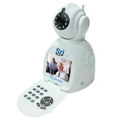 IP camera | Sricam SP003 Newest Phone Video Call P2P Wireless IP Camera