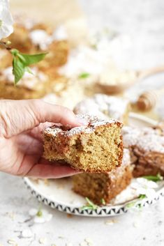 Cooking Recipes, Healthy Recipes, Healthy Food, Sweet Recipes, Sweet Tooth, Food And Drink, Bread, Vegan, Baking